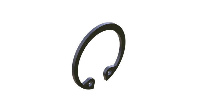 Onyx Retaining Ring, Internal 24mm bore 083441