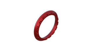 Onyx Ring, Locking - 1.72 x 24 thread per inch 084489 in Red