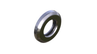 Onyx Spacer - Stainless Steel 085692